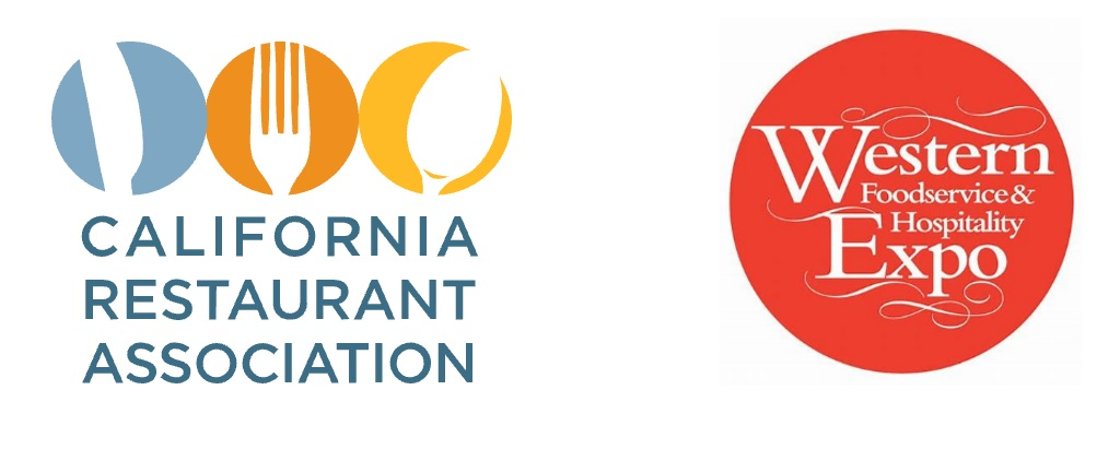 California Restaurant Association and WFHE Logos