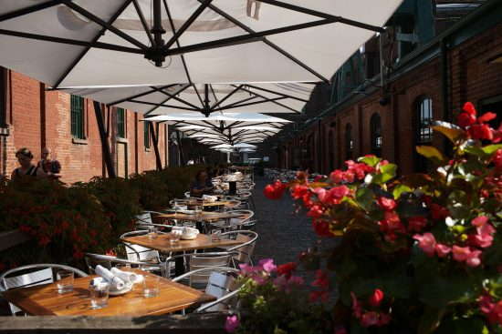 Restaurants Offering Safe Outdoor Dining as Dining Rooms Close For A Second Time